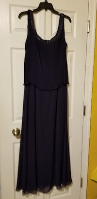 2 piece long dress FREDERICKSBURG