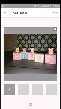 Baby shower favors  Manor, 78653