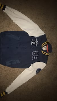 Triple Five Soul Varsity Jacket Edmonton, T6T 2A5