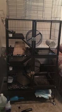 Two story ferret cage Portsmouth, 23707