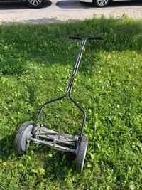 Black reel mower Mississauga, L5V 3A9