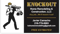 Home remodeling Hammond