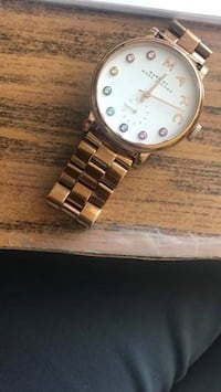 Authentic Marc Jacobs watch Caledon