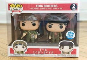 Funko Pop! Frog Brothers The Lost Boys Funko Shop