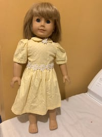 "Pleasant company 18"" doll Jessup, 20794"