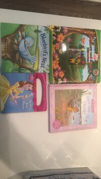 Assorted kids girls  disney princess books Richmond Hill, L4E 0K8