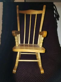 Doll's Rocking Chair!