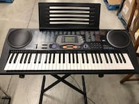 Casio CTK-533 Keyboard Piano with Stand Oakville