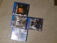 Playstation 4 games Calgary, T2A 6J5