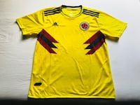 Adidas Colombia soccer jersey  New York, 10021