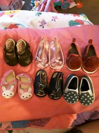 Size 1c baby shoes