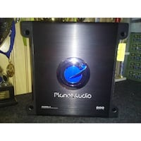 Planet audio 800w amp 25 mi