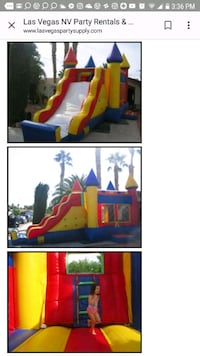 Bounce and Slide Inflatable Lorton, 22079