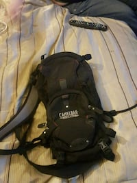 black and gray Camelbak backpack Anchorage, 99504