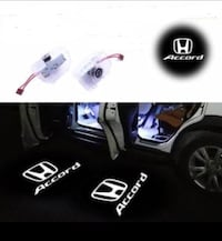 Honda Accord led Door Logo lights