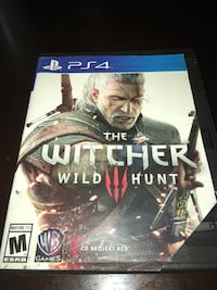The Witcher 3 brand new  Los Angeles, 90062