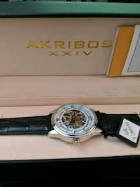 Akribos XXIV watch Falls Church, 22044