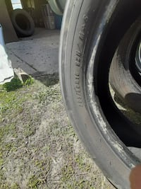 Pair of 205 60 16 all season tires for sale