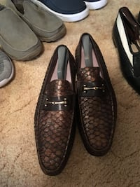 Snake skin dress shoes size 12 Largo, 33771