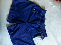 blue and black Nike shorts Manassas, 20111