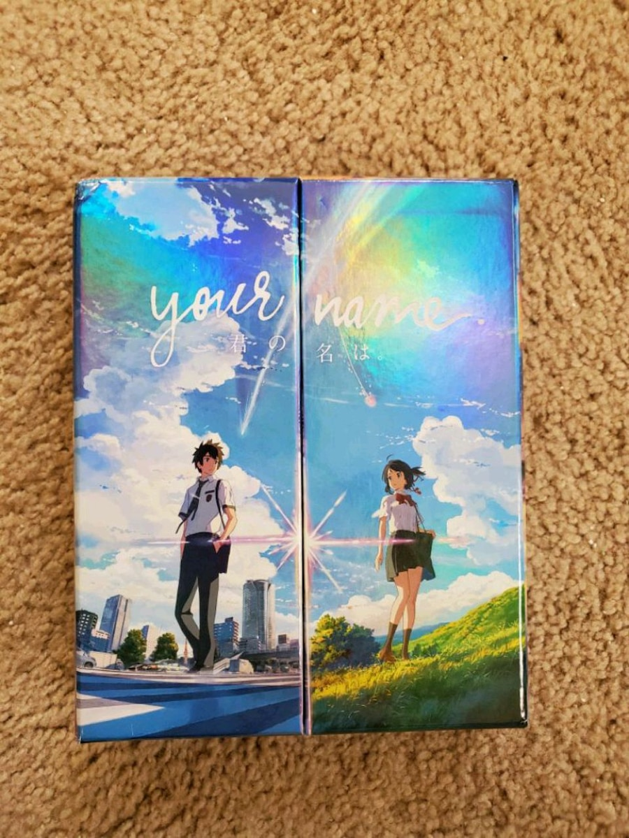 Photo Your Name Blu-Ray Box Set