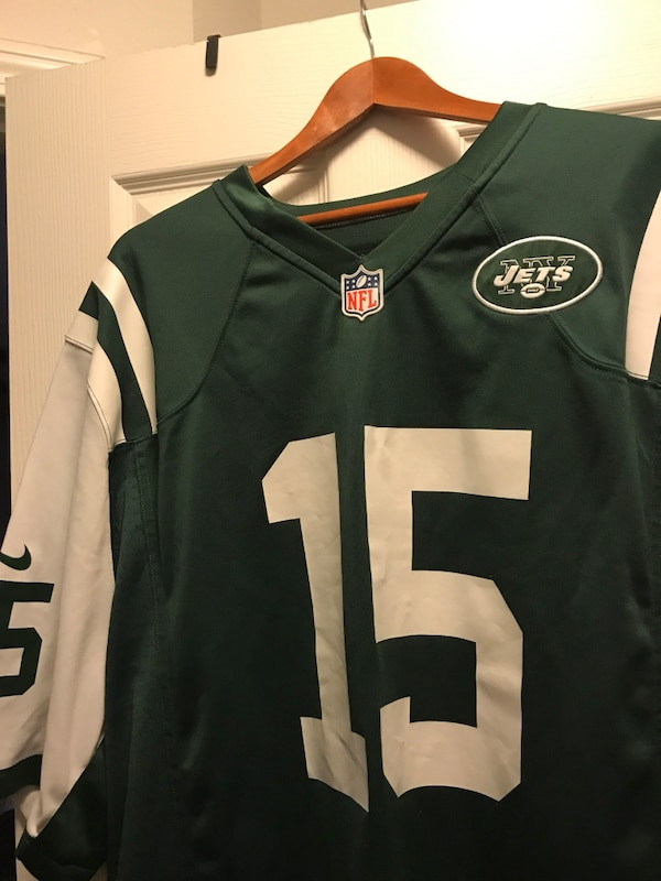 free shipping b6d3d 06af1 Tebow New York Jets jersey 3XL
