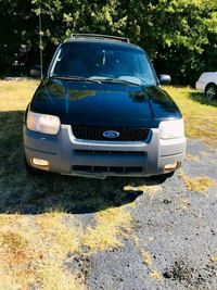 2001 Ford Escape Charlotte