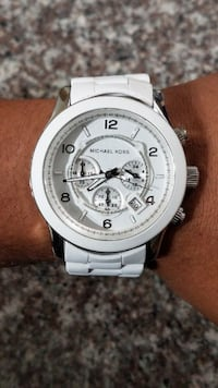 MICHAEL KORS Runaway Watch. 2274 mi