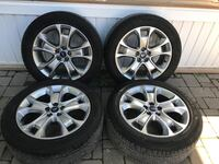 Ford Escape Rims and Tires Galway-Cavendish and Harvey, K0L