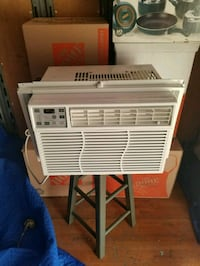 white window-type air conditioner Clifton