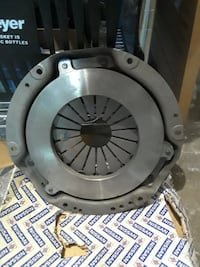 Clutch Plate Anchorage
