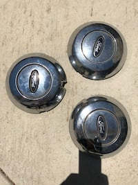 """17"""" truck rims & tires $150 Palmdale"""