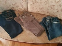 Girl's Jeans - Size 12 Winder, 30680