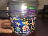 Glow in the dark beads Portage, 53901
