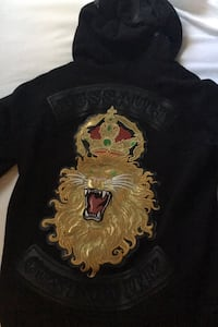 Rare lions den 1 of a kind hoodie  Surrey, V3S 0X3