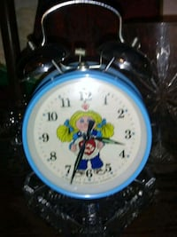 Cabbage Patch kids real action alarm clock