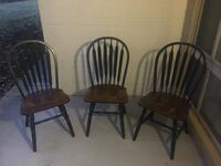 Wooden dining chairs Silver Spring, 20902