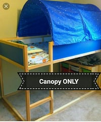 Canopy for Ikea loft bed Barrie, L4N 6S4
