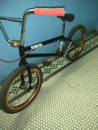 black and red BMX bike Bronx, 10471