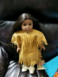 American Girl -Kaya doll with accessories.  30 mi