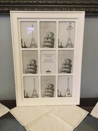 White Collage Frame Rancho Cucamonga, 91701