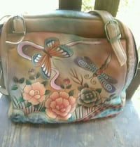 Anuschka hand painted Leather Modesto, 95350