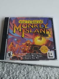 The Curse of Monkey Island PC Game Dorval
