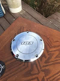 Harley Davidson derby and timing cover