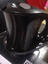 black and gray electric kettle Edmonton, T5Y 2H2