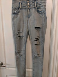 5 pairs of jeans - Size 9 A+ Condition Brampton, L6P