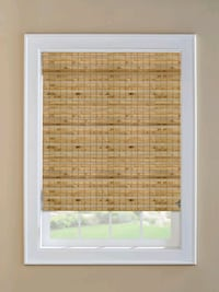 Bamboo Levelor Privacy Light Filtering Blinds ?New Hollywood, 33019
