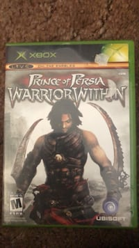 Prince of Persia: Warrior or Within Xbox Ogden, 84401