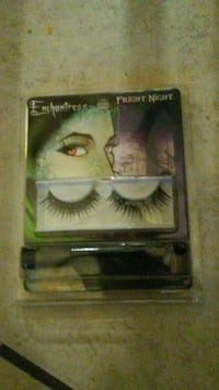 Enchantress Fright Night lashes pack