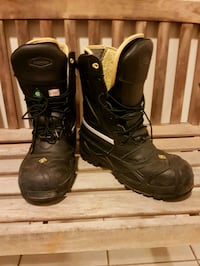 Terra Safety winter boots London, N6M 1K9